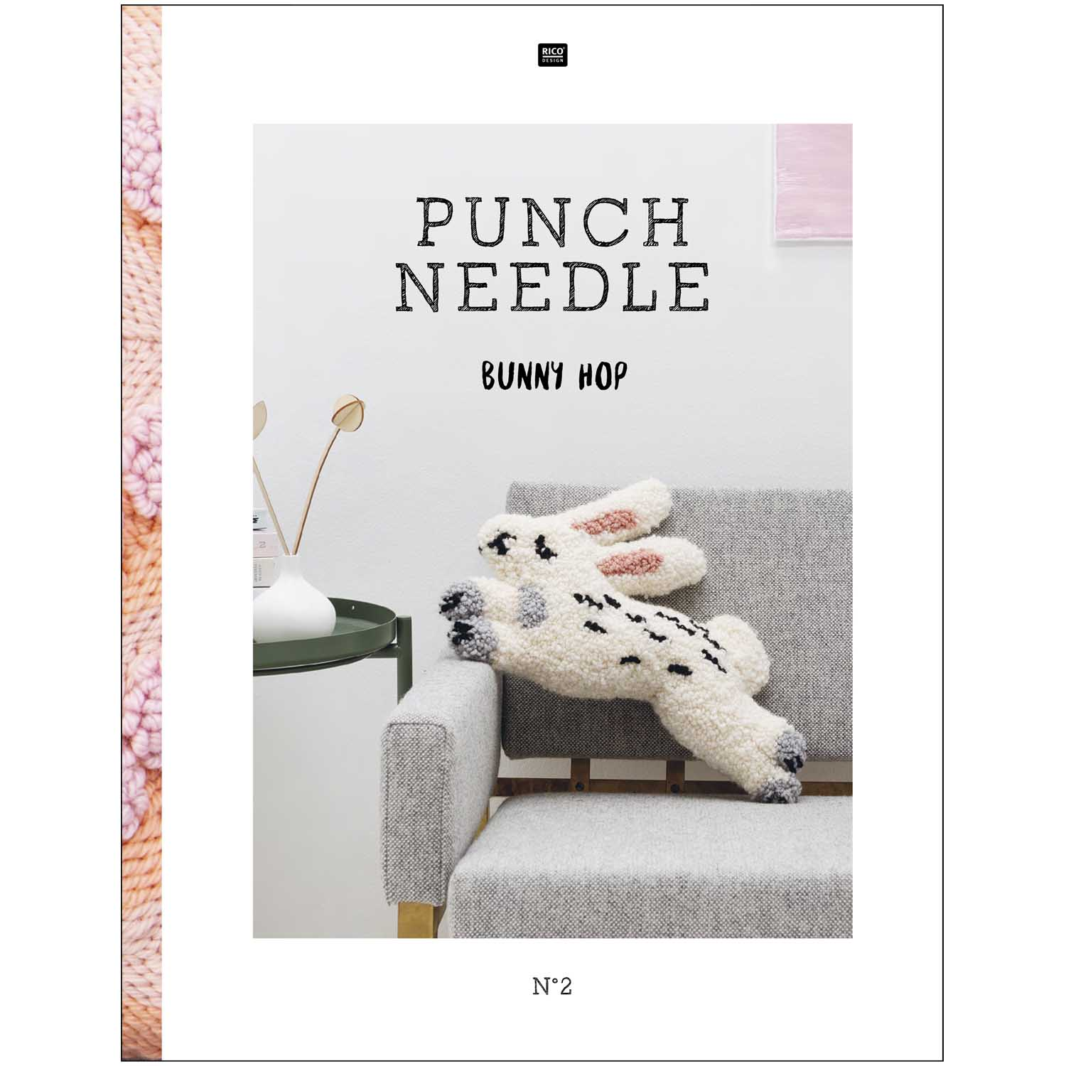 Buch, Punch Needle Nr. 2