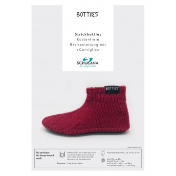 Botties Stricken ´Basisanleitung mit